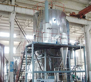 解析压力喷雾干燥机在陶瓷机械企业的使用