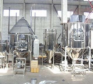 喷雾干燥机在工业方面有哪些用途?