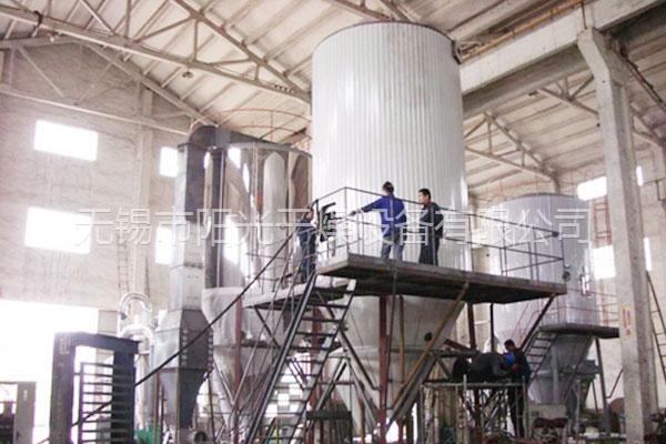 喷雾干燥设备在生产过程中,容易出现什么问题?