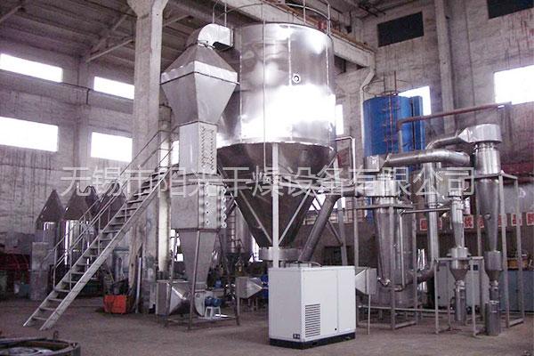 喷雾干燥机工作原理及用途