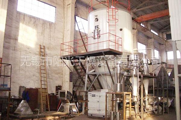 喷雾干燥设备的正确操作与使用
