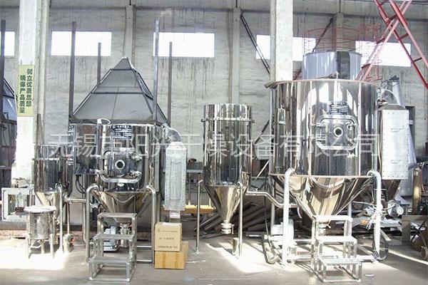 喷雾干燥机形式分析