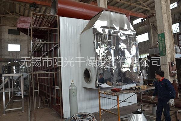 概述合理控制卧式喷雾干燥机中的氧气