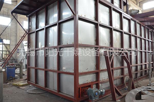 WZ系列卧式喷雾干燥机