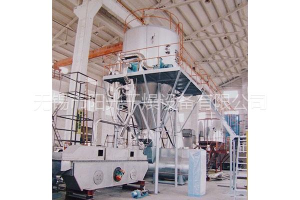 PLG上排风多级喷雾流化造粒干燥机