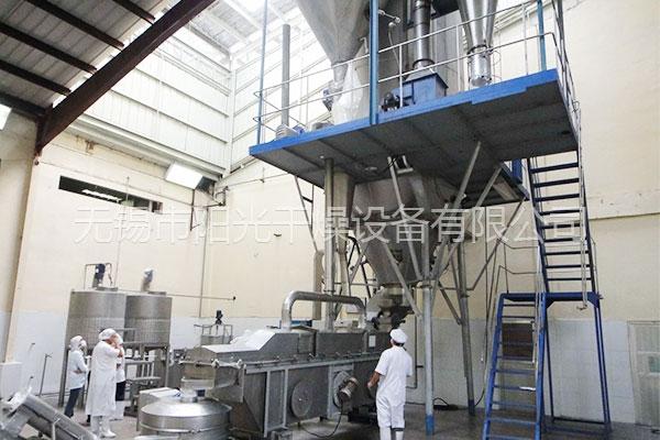 PLG多级流化造粒干燥机